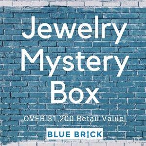 Jewelry Mystery Box $1200+ Retail Value